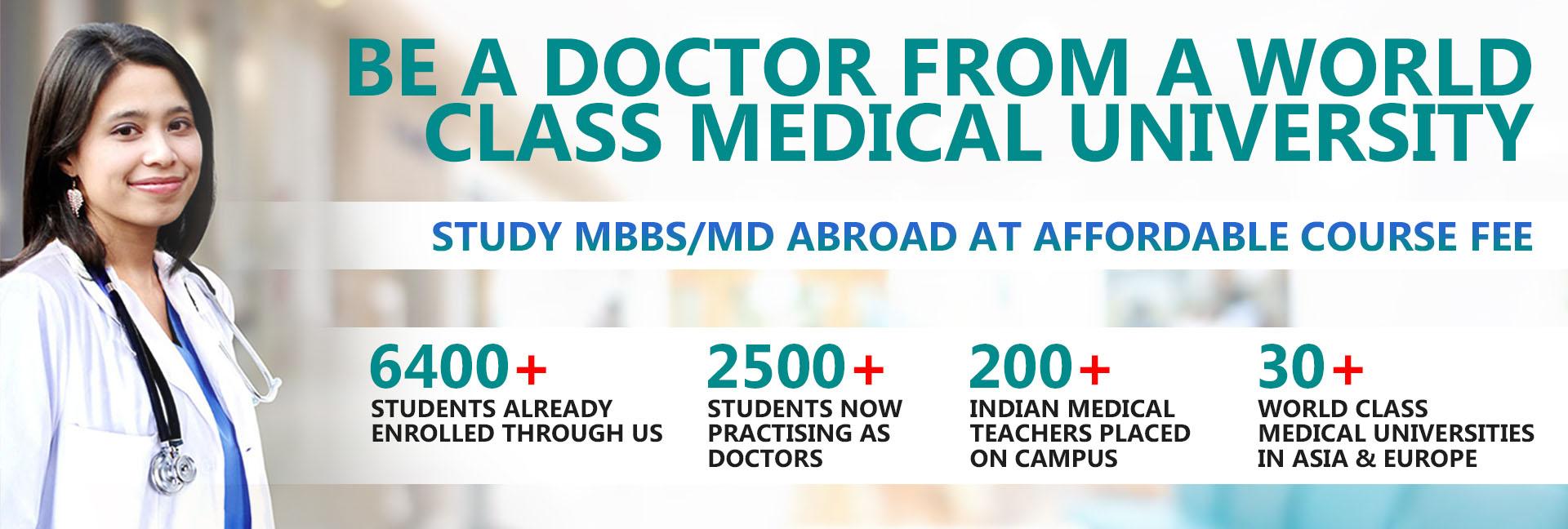 Best Overseas MBBS Education Consultant   Saraswati Online.Com